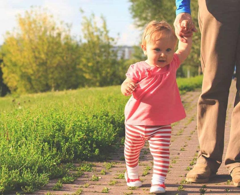 راه رفتن کودکان 03